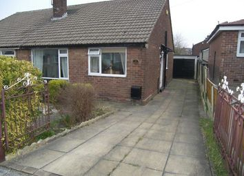 Thumbnail 2 bed bungalow to rent in Worcester Road, Wardley, Swinton, Manchester
