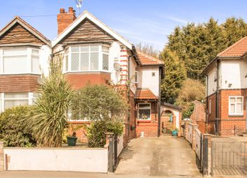 Thumbnail 3 bed semi-detached house for sale in Harehills Lane, Leeds