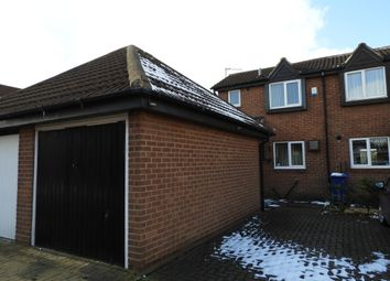 Thumbnail 1 bed terraced house to rent in Shenley Close, Dunscroft, Doncaster