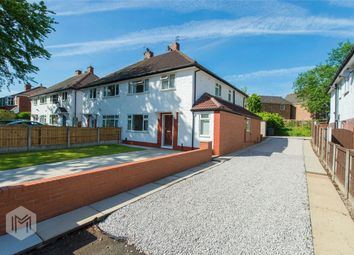 Thumbnail 5 bedroom semi-detached house for sale in 203 Old Clough Lane, Worsley, Manchester