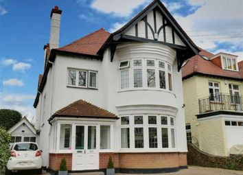 Thumbnail 5 bed detached house for sale in Burges Road, Thorpe Bay, Essex