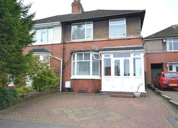 Thumbnail 3 bed semi-detached house for sale in High Street, Silverdale, Newcastle-Under-Lyme