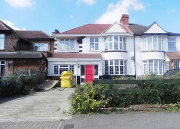 Thumbnail 6 bed semi-detached house for sale in Church Lane, Kingsbury, London