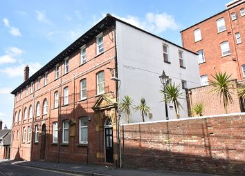 Thumbnail 1 bed flat for sale in Northernhay Street, Central Exeter