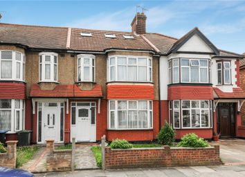 Thumbnail 5 bed terraced house for sale in Munster Gardens, Palmers Green, London