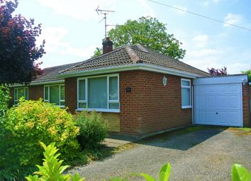 Thumbnail 3 bed detached bungalow for sale in Thetford Avenue, Baston, Peterborough, Lincolnshire
