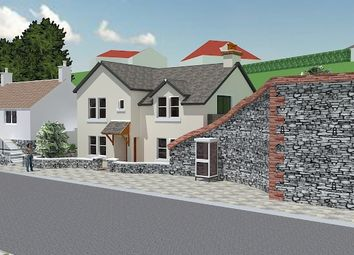 Thumbnail 1 bed detached house for sale in Building Plot, St Ninians Place, Portpatrick