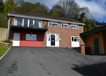 Thumbnail 6 bed detached house for sale in Rhosymedre, Brynwood Drive, Brynwood Drive, Newtown, Powys