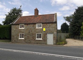 Thumbnail 2 bed cottage to rent in North Willingham, Market Rasen
