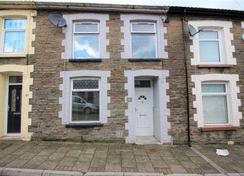 Thumbnail Terraced house for sale in Glannant Street, Penygraig, Tonypandy