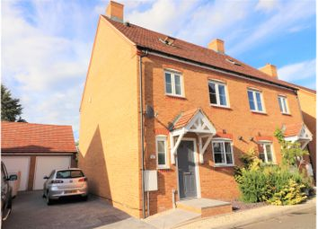 Garfield, Langford SG18. 4 bed semi-detached house
