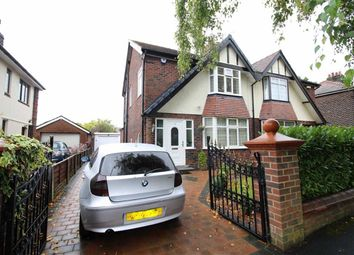 Thumbnail 3 bedroom semi-detached house for sale in Parklands Drive, Fulwood, Preston
