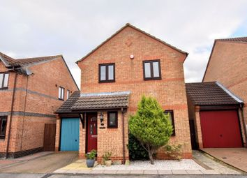 Thumbnail 3 bedroom link-detached house for sale in Hindemith Gardens, Old Farm Park, Milton Keynes