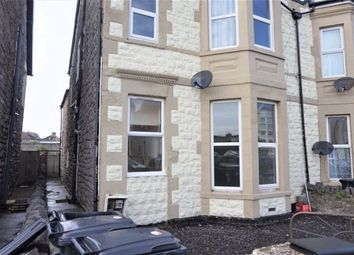 2 bed flat to rent in Mendip Road, Weston-Super-Mare BS23