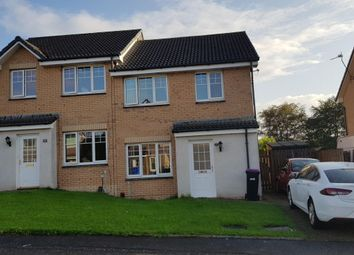 Thumbnail 3 bed semi-detached house for sale in 28 Thornyflat Place, Ayr
