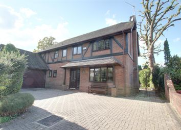 5 bed detached house for sale in Cliveden Close, Ferndown BH22