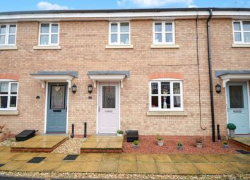 Thumbnail 3 bed town house for sale in North Hykeham, Lincoln, Lincolnshire