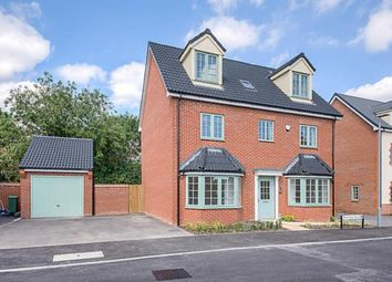 Thumbnail 5 bed detached house for sale in The Gables, Lower End Road, Wavendon, Milton Keynes