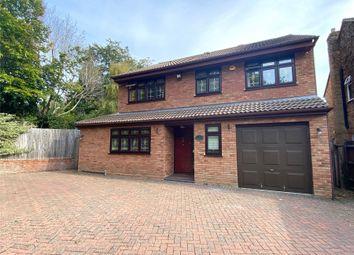 Camberley, Surrey GU15. 4 bed detached house