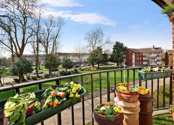 Thumbnail 3 bedroom flat for sale in Croft Lodge Close, Woodford Green, Essex