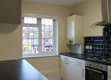 Thumbnail 2 bed flat to rent in Bradmore Green, Brookmans Park, Hatfield