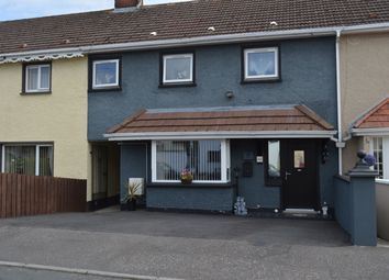 Thumbnail 3 bedroom terraced house for sale in Derrybeg Drive, Newry