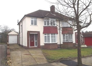 Thumbnail 3 bed semi-detached house to rent in Wilmington Avenue, Orpington, Kent