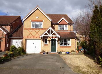 Thumbnail 4 bedroom detached house for sale in Chandlers, Orton Brimbles