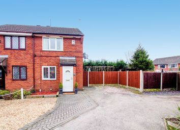 Thumbnail 2 bed semi-detached house for sale in Veronica Way, Ellesmere Port