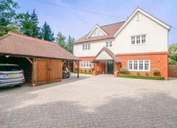 Thumbnail 6 bed detached house for sale in Berries Road, Cookham, Maidenhead