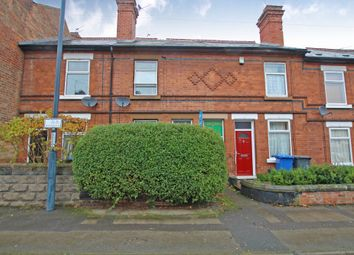 Thumbnail 2 bedroom terraced house for sale in Drewry Lane, Derby