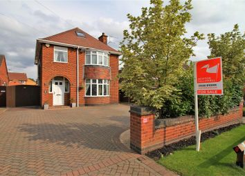 Thumbnail 4 bed detached house for sale in Swannington Road, Ravenstone, Coalville