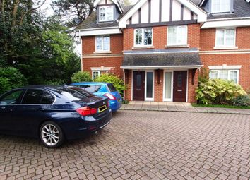 Thumbnail 3 bed town house to rent in Kings Road, Fleet