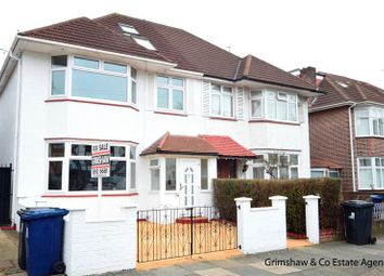 Thumbnail 4 bed property for sale in Balfour Road, Acton, London