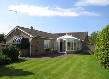Thumbnail 3 bed detached bungalow for sale in New Road, Chatteris