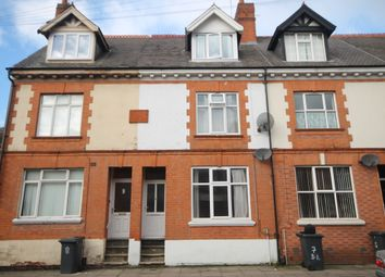 Thumbnail 5 bed terraced house to rent in Beckingham Road, University Of Leicester, Leicester