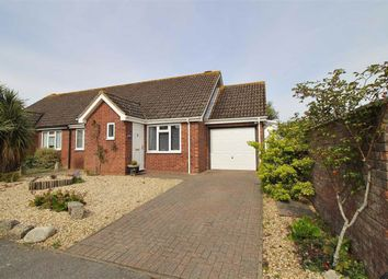 Thumbnail 3 bedroom semi-detached bungalow for sale in Vetch Close, Highcliffe, Christchurch
