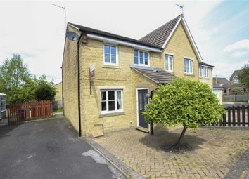 Thumbnail 3 bed semi-detached house for sale in South Valley Drive, Colne, Lancashire