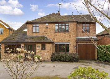 Thumbnail 4 bed detached house for sale in Warwick Road, Leek Wootton, Warwick