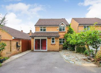 Thumbnail 3 bed detached house for sale in Dickens Drive, Whiteley, Fareham