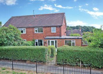 Thumbnail 4 bed semi-detached house for sale in Evedon Walk, Bestwood Park, Nottingham