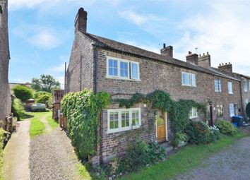 Thumbnail 3 bed end terrace house for sale in Sandhutton, Thirsk