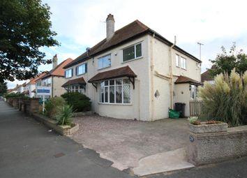 Thumbnail 4 bed semi-detached house for sale in Bryniau Road, West Shore, Llandudno