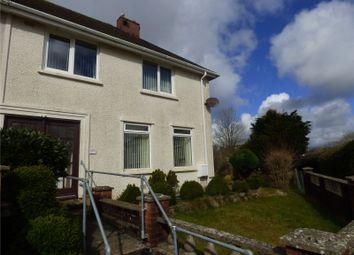 Thumbnail 3 bed semi-detached house for sale in Poyers Avenue, Pembroke, Pembrokeshire