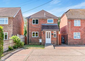 Thumbnail 3 bed detached house for sale in Chestnut Avenue, Blean, Canterbury