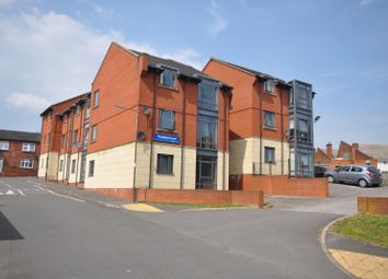 Thumbnail 2 bed flat to rent in Paulfield Court, Meadow Lane, Newhall, Swadlincote