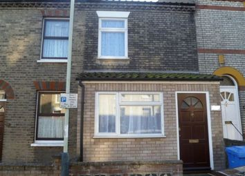 Thumbnail 2 bedroom terraced house to rent in Newmarket Street, Norwich