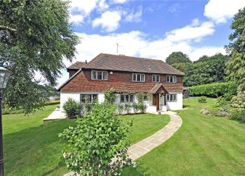 Thumbnail 4 bed detached house for sale in Cranleigh Road, Wonersh, Guildford, Surrey