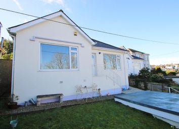 Thumbnail 3 bedroom detached bungalow for sale in New Road, Saltash