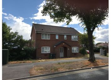 Thumbnail 4 bed detached house for sale in Orchard Road, Walsall